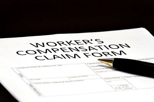 Workers' Compensation Claim Form
