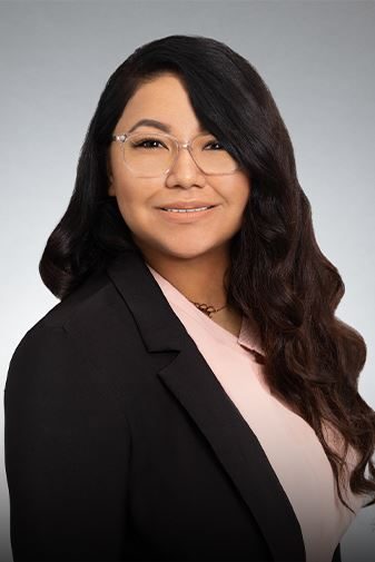 Sheila Castaneda, Intake Department Manager at Alvandi Law Group, P.C.
